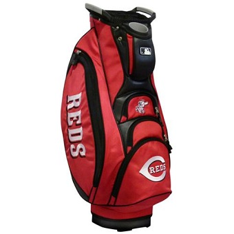 Cincinnati Reds Cart Golf Bag