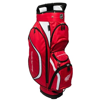 Detroit Red Wings Clubhouse Cart Golf Bag