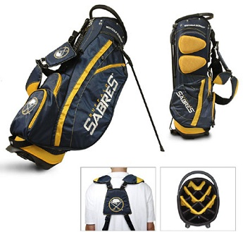 Buffalo Sabres Carry Stand Golf Bag