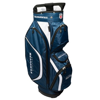 Seattle Seahawks Clubhouse Cart Golf Bag