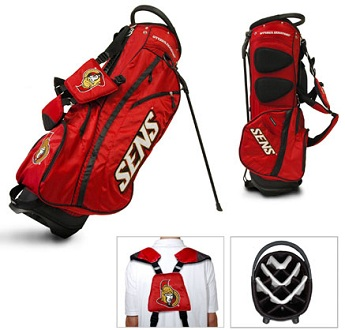Ottawa Senators Carry Stand Golf Bag