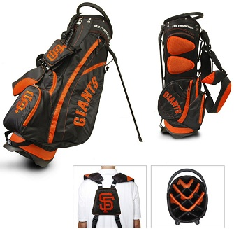 San Francisco Giants Carry Stand Golf Bag