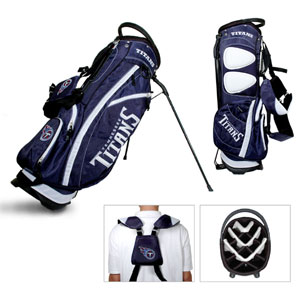 Tennessee Titans Carry Stand Golf Bag