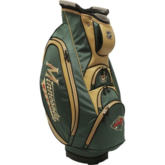 Minnesota Wild Cart Golf Bag