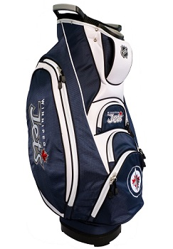 Winnipeg Jets Cart Golf Bag