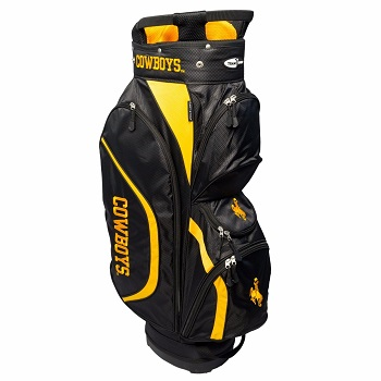 University of Wyoming Clubhouse Cart Golf Bag