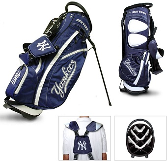 New York Yankees Carry Stand Golf Bag